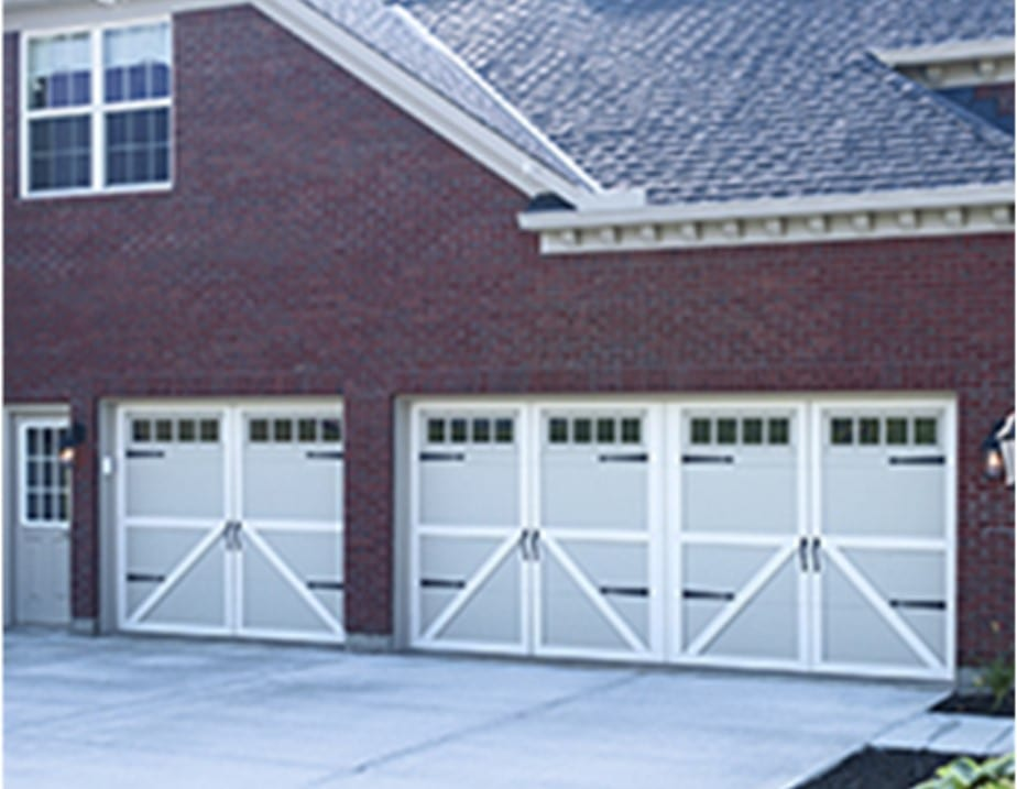 Carriage House Garage Doors - Overhead DoorCompany of Kearney