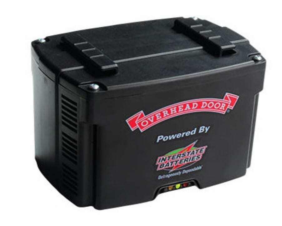 Garage Door Opener Battery Backup Overhead Door Co Of